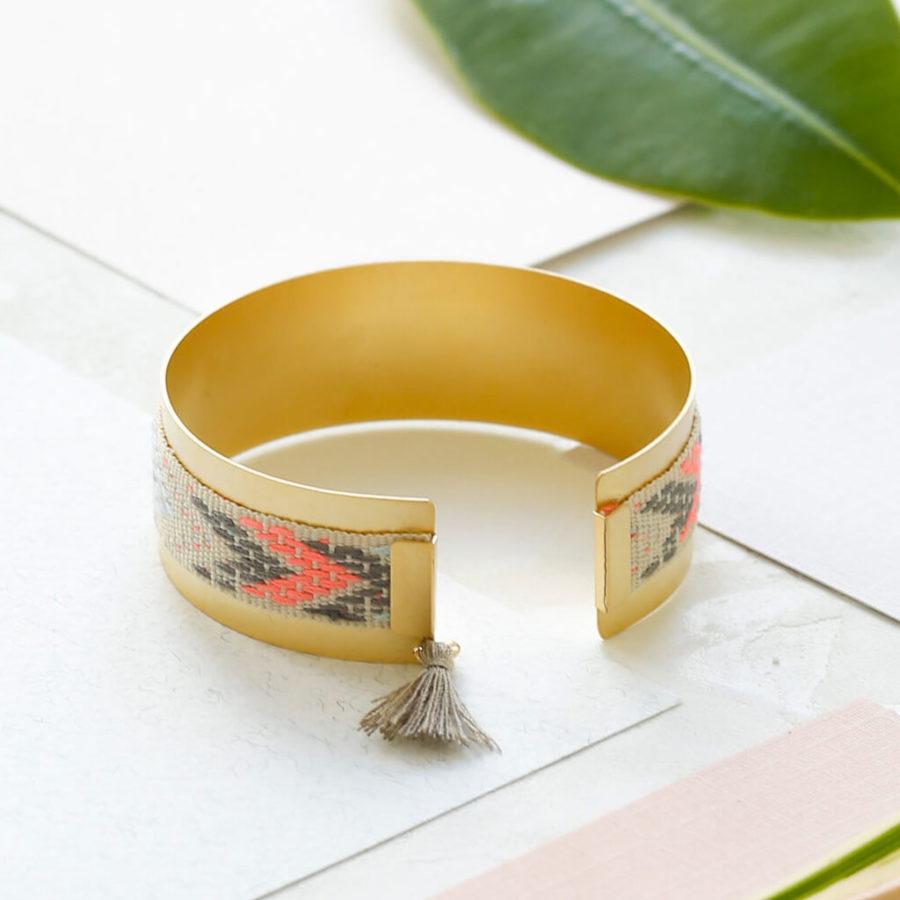 bracelet manchette boa shlomit ofir 1