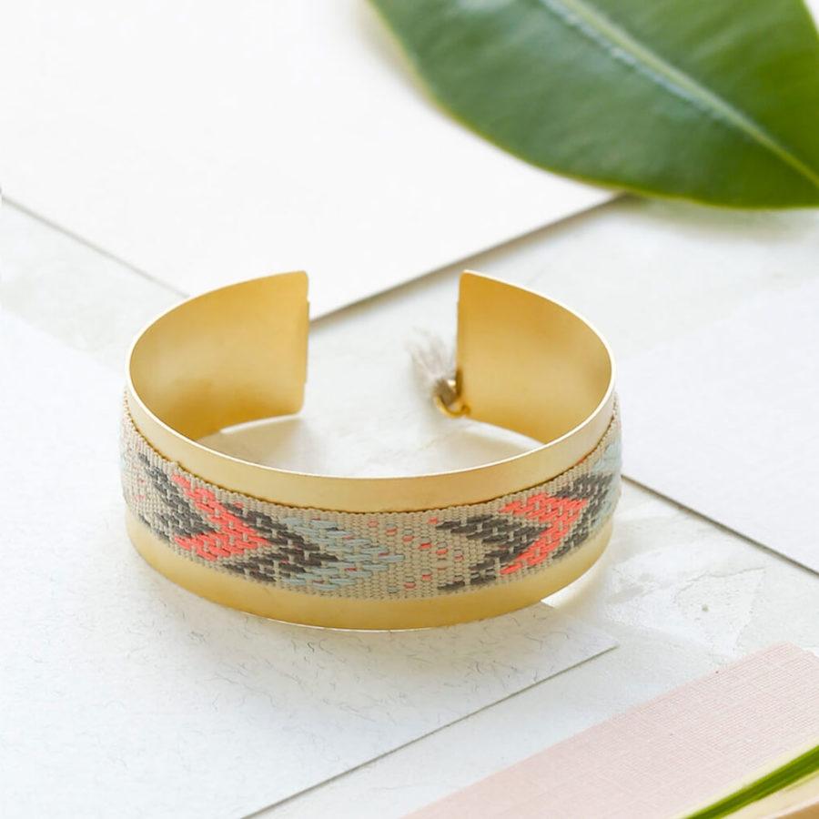 bracelet manchette boa shlomit ofir 2