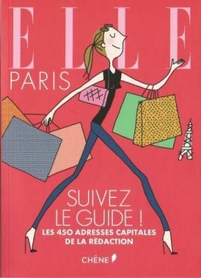 Le City guide ELLE Paris