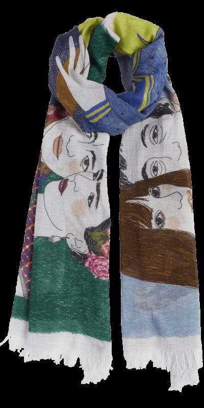 foulard icone inouitoosh