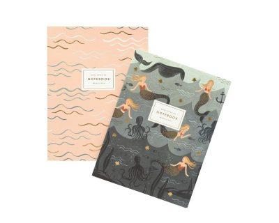 Set de 2 notebooks