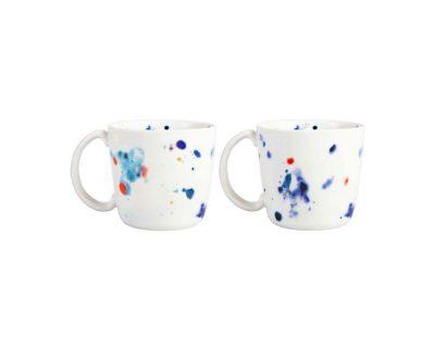 Mug Dotted Color