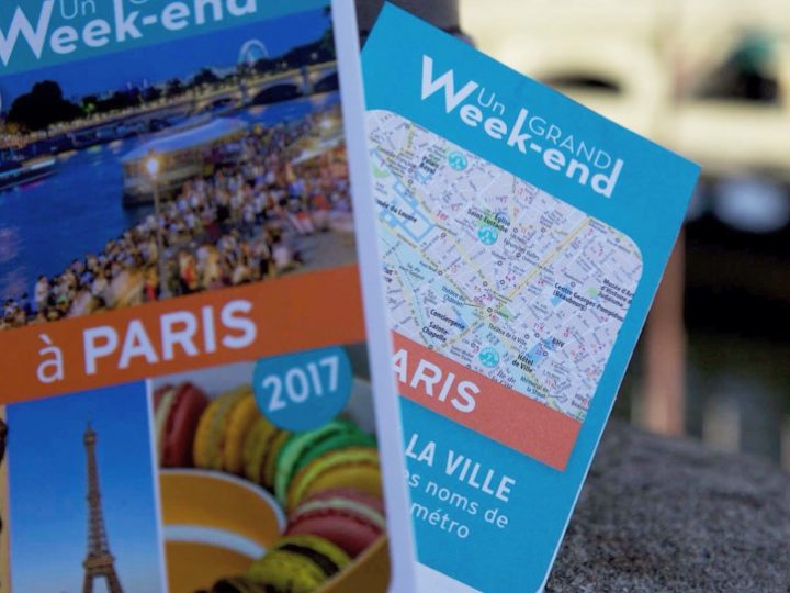 UN GRAND WEEK-END A PARIS
