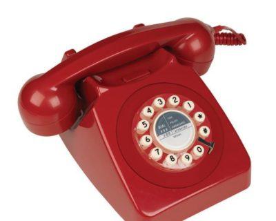 téléphone vintage retro wild and wolf