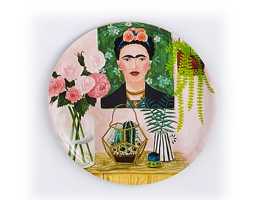 plateau frida kahlo atomic soda 3
