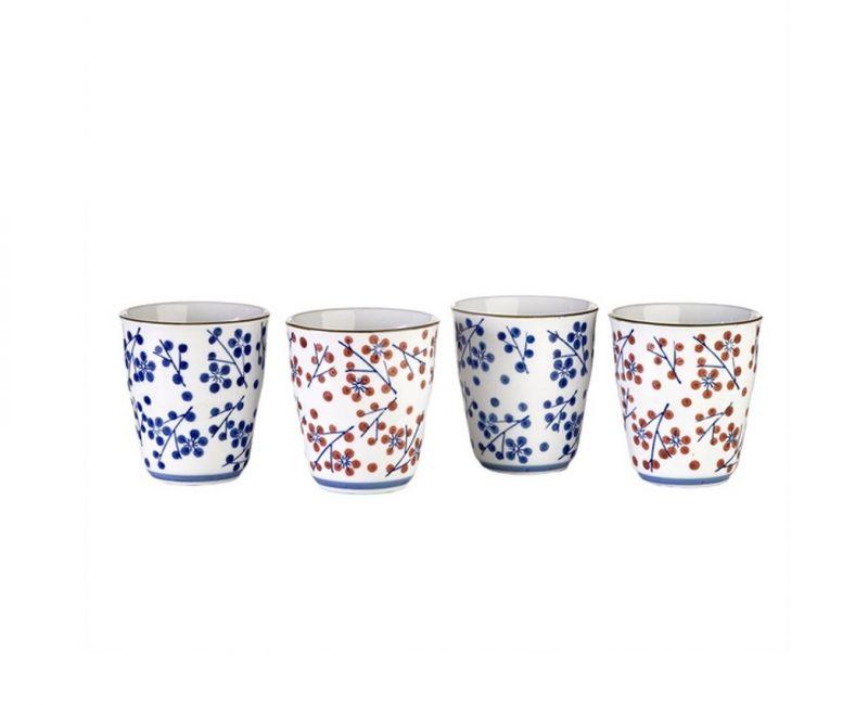 Set de cup Japon Style