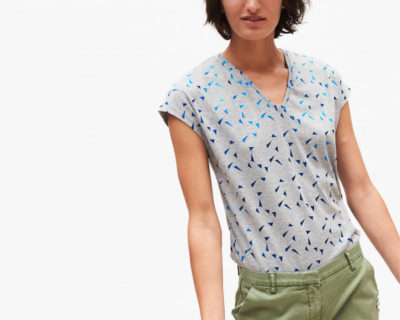 T-shirt Zazou