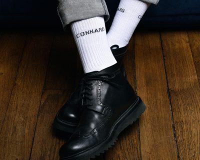 chaussette connard Félicie Aussi