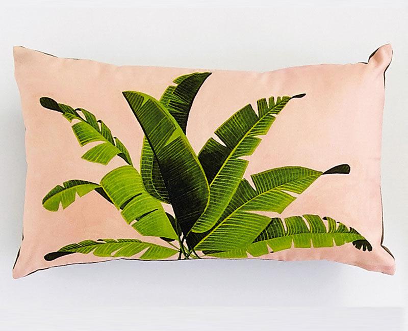 coussin palmier melanie voituriez