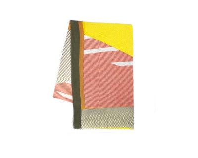 foulard diamand jaune ma poesie