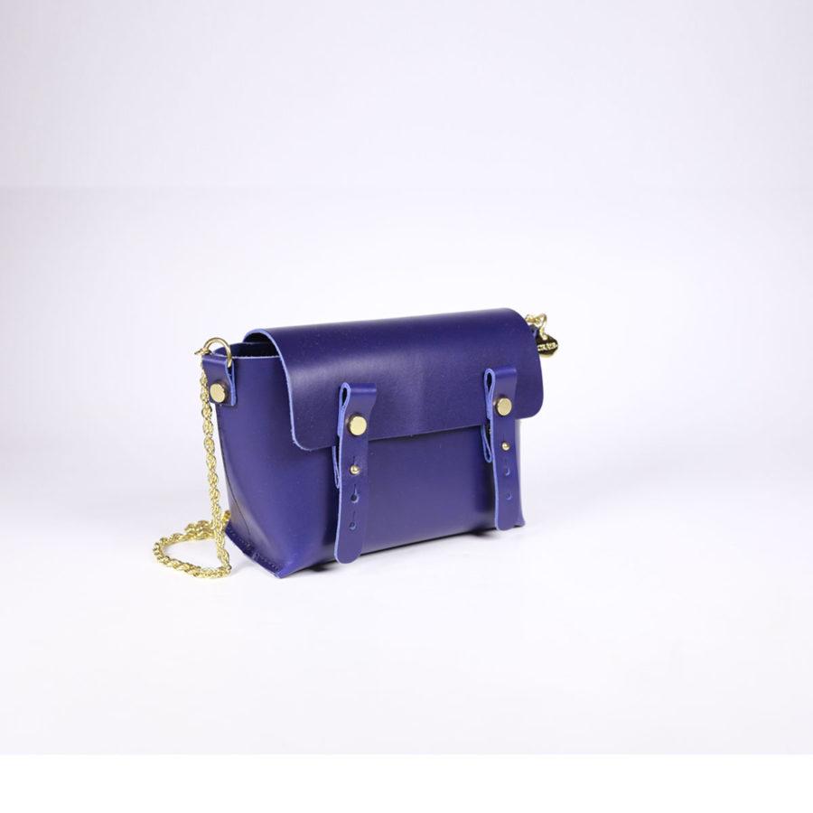 sac petite etude bleu craie