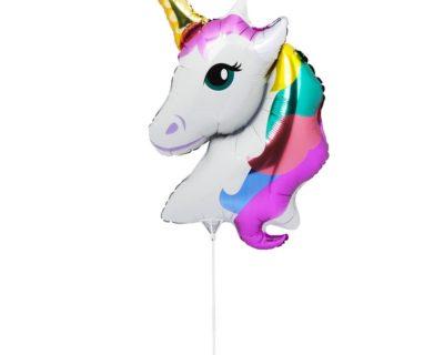 ballon en aluminium licorne Sunnylife