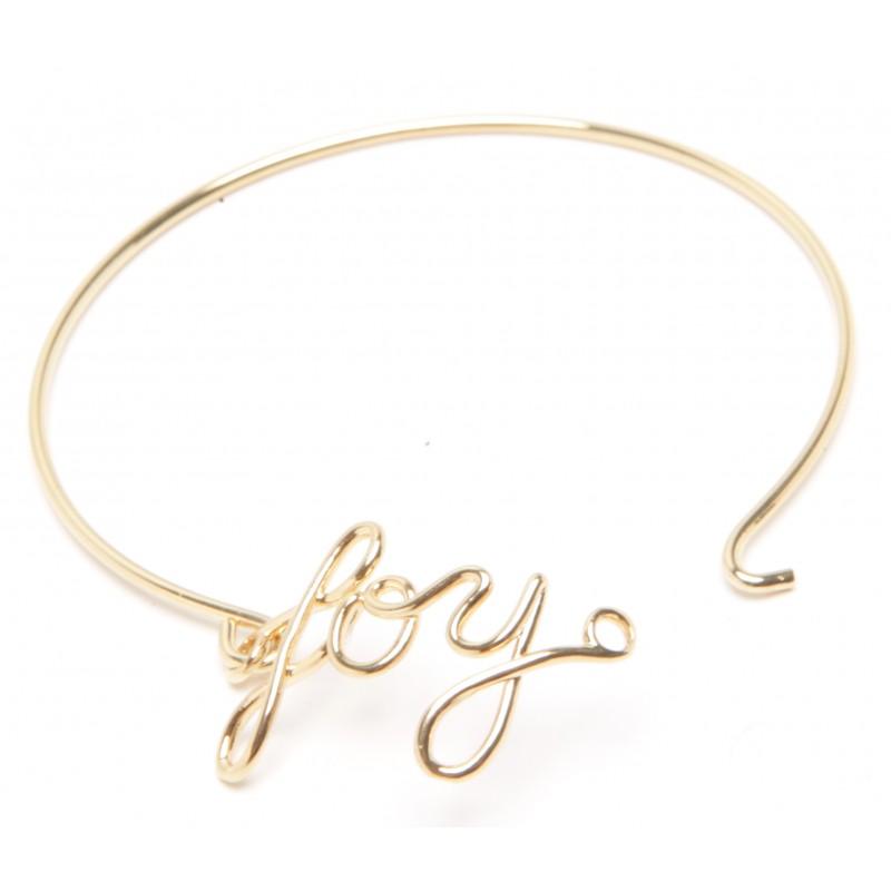 Bracelet doré Joy