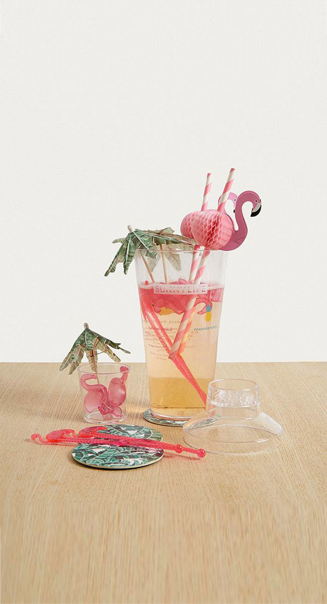 Kit cocktail tropical Sunnylife