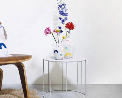 Vase en porcelaine Painted Petit