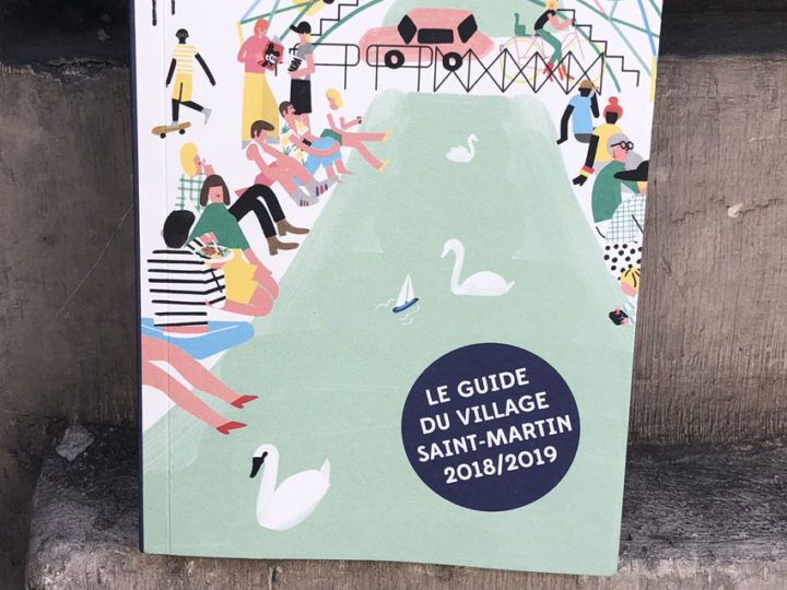 GUIDE DU VILLAGE SAINT MARTIN 18/19