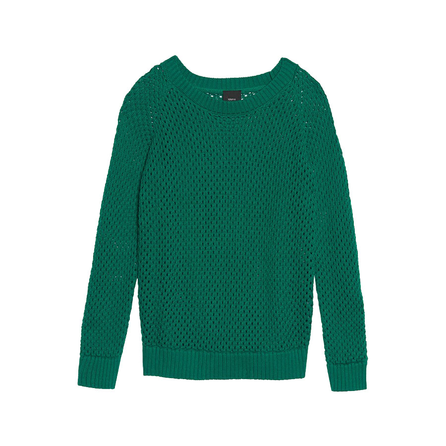 Pull tricot Pasteur Idano