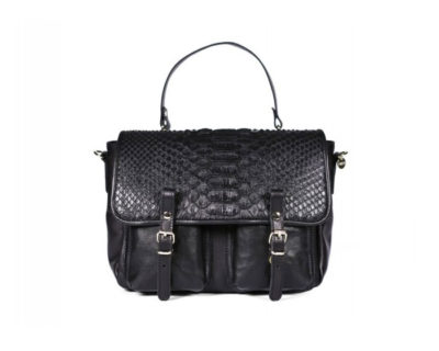 sac mini maths python noir craie