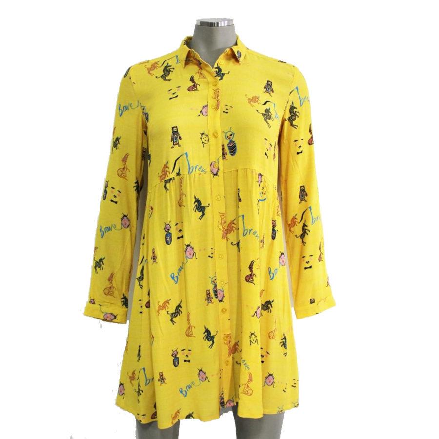 Robe chemise Machelle CKS
