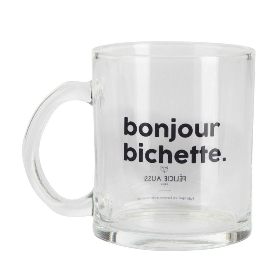 tasse bonjour bichette félicie aussi