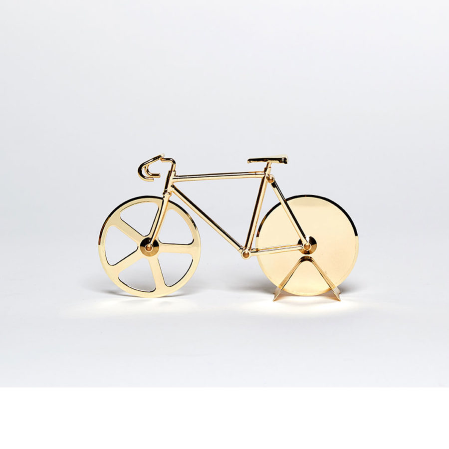 coupe pizza fixie gold DOIY