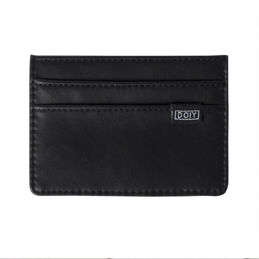card wallet black boiy