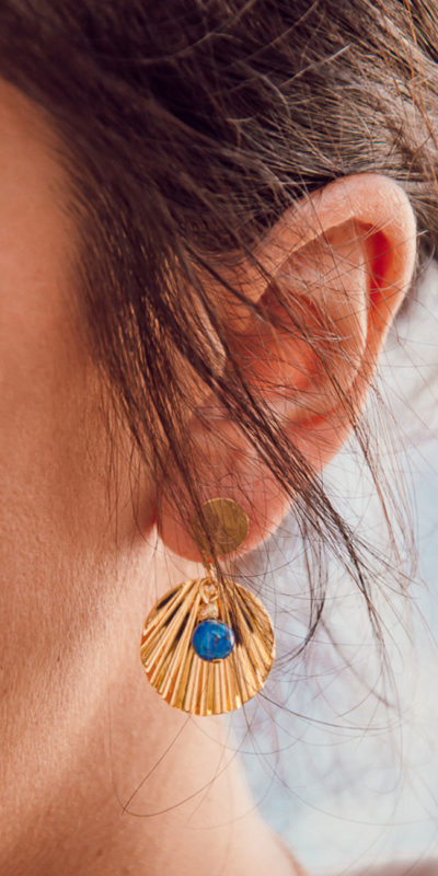 boucles d'oreilles doli amelys