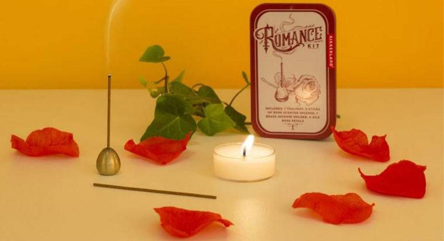 kit romance kikkerland