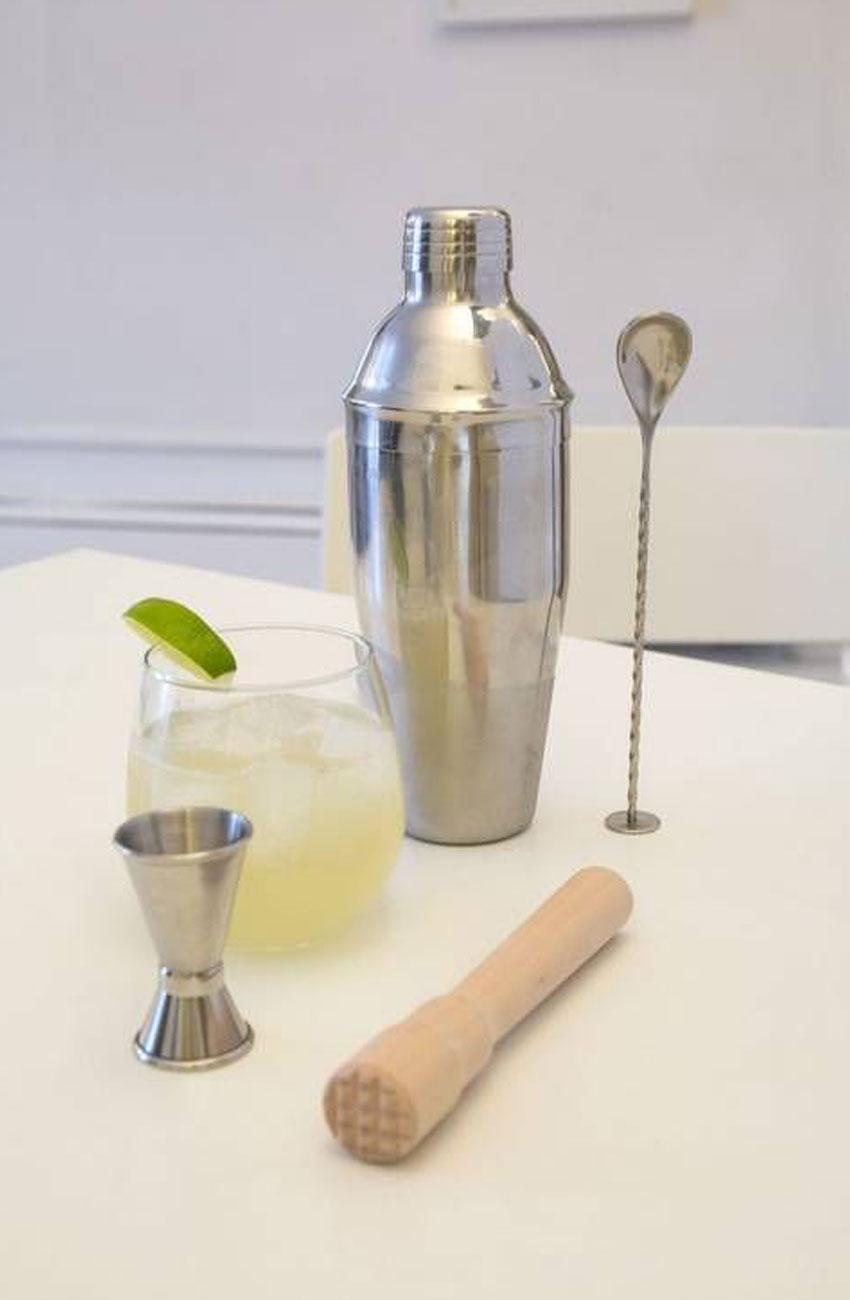 set 5 en 1 cocktail kikkerland