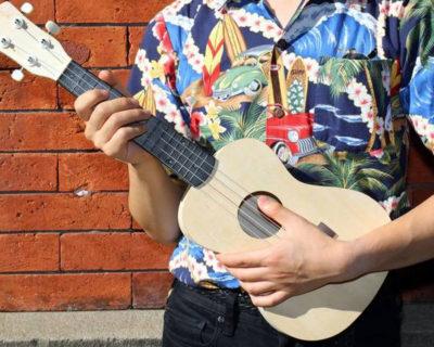 kit ukulele a assembler