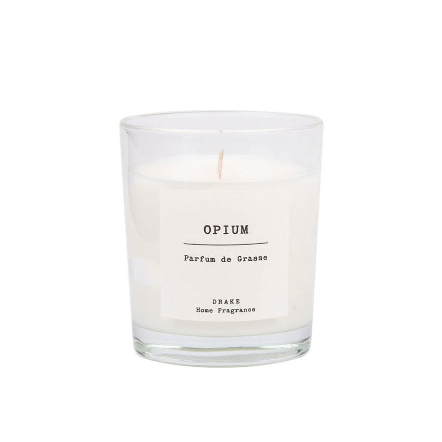 Bougie parfum de Grasse Opium