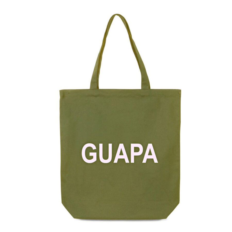 sac en coton guapa kitsch kitchen