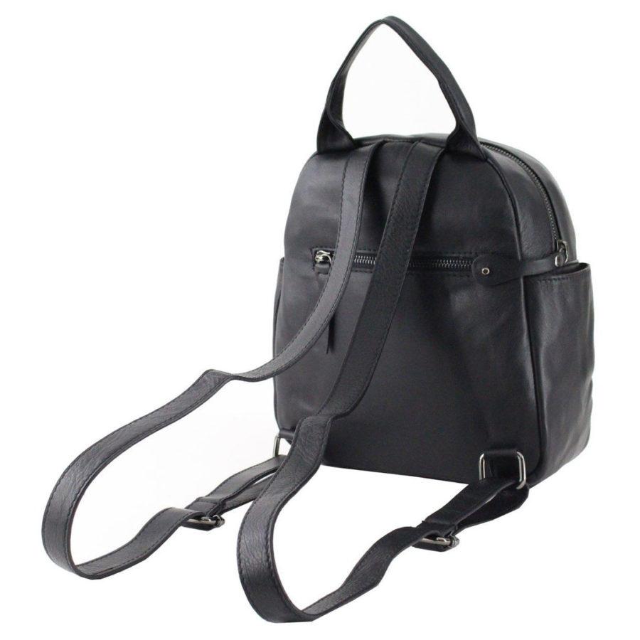sac à dos en cuir lea toni