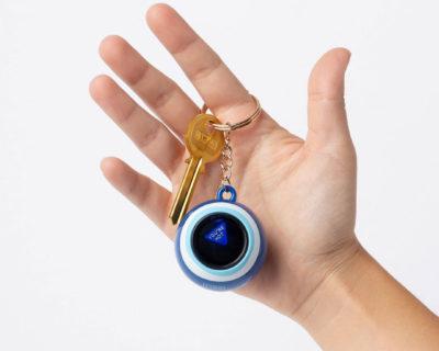 porte clés eye fortune doiy