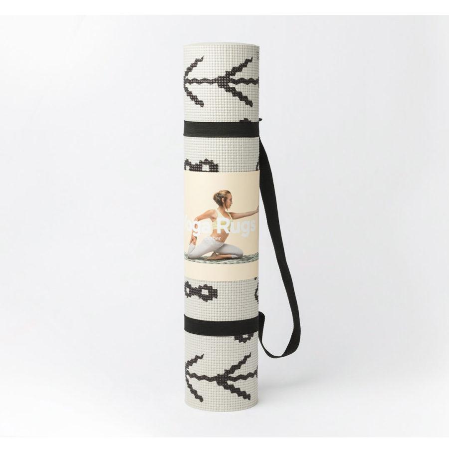 tapis de yoga berbere