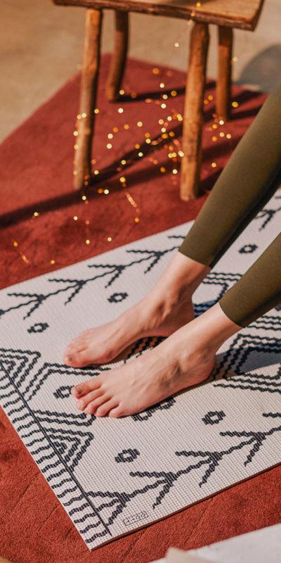 tapis de yoga doiy