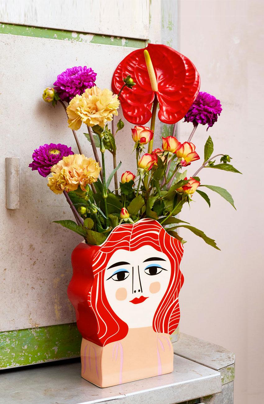 Vase Miss Meyer Kitsch Kitchen
