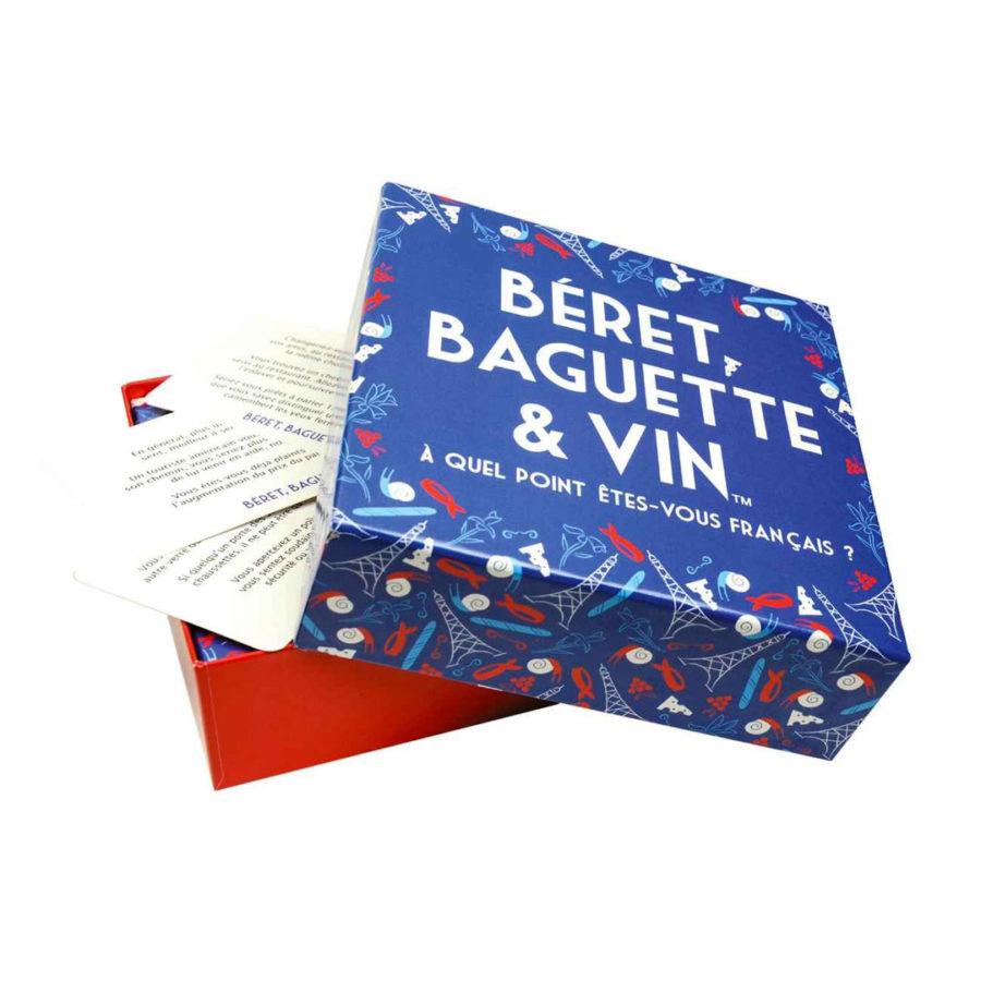 jeu de connaissances beret baguette vin hygge games