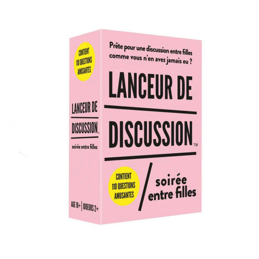 lanceur de discussion hygge games