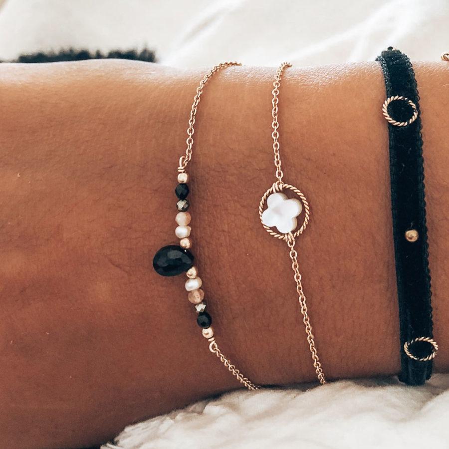 bracelet black swan yay