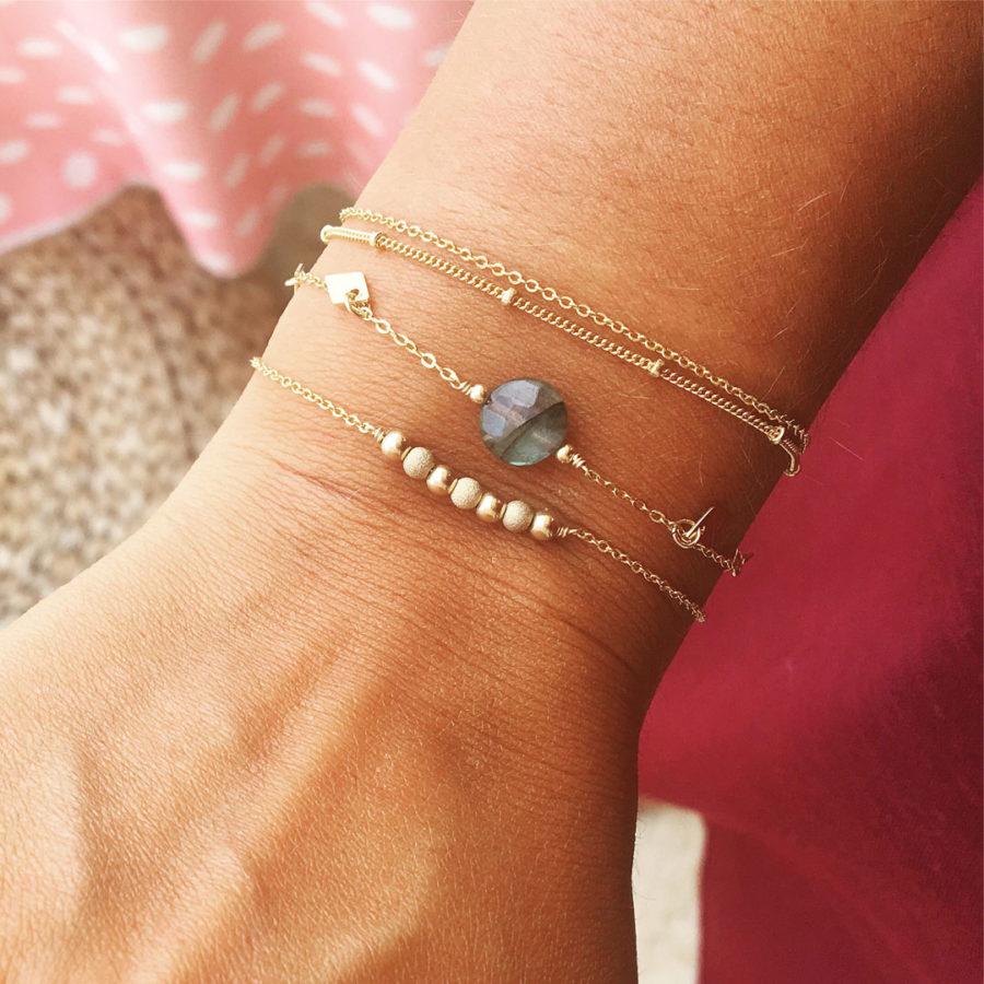 bracelet fruits d'or yay