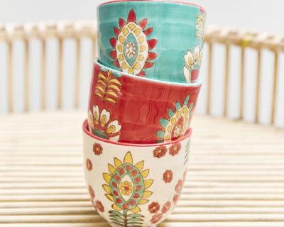 cups en grès bohème sema design