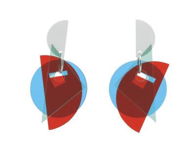 Boucles d'oreilles layer L