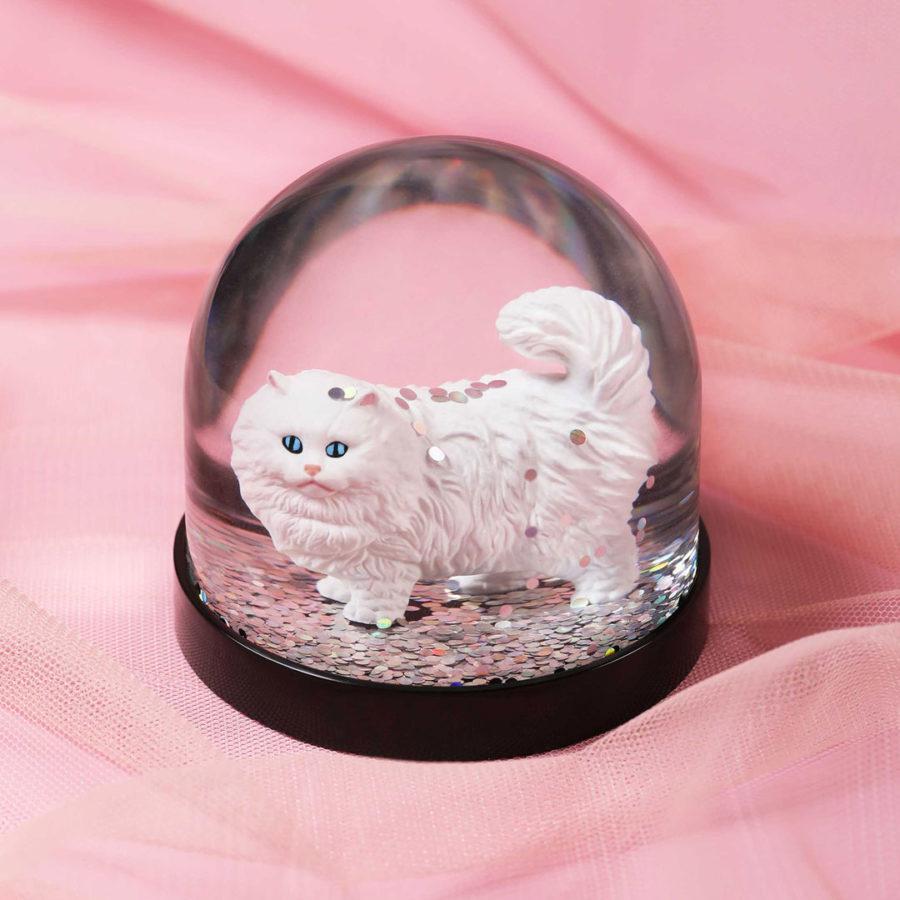 boule à neige &klevering swnowball