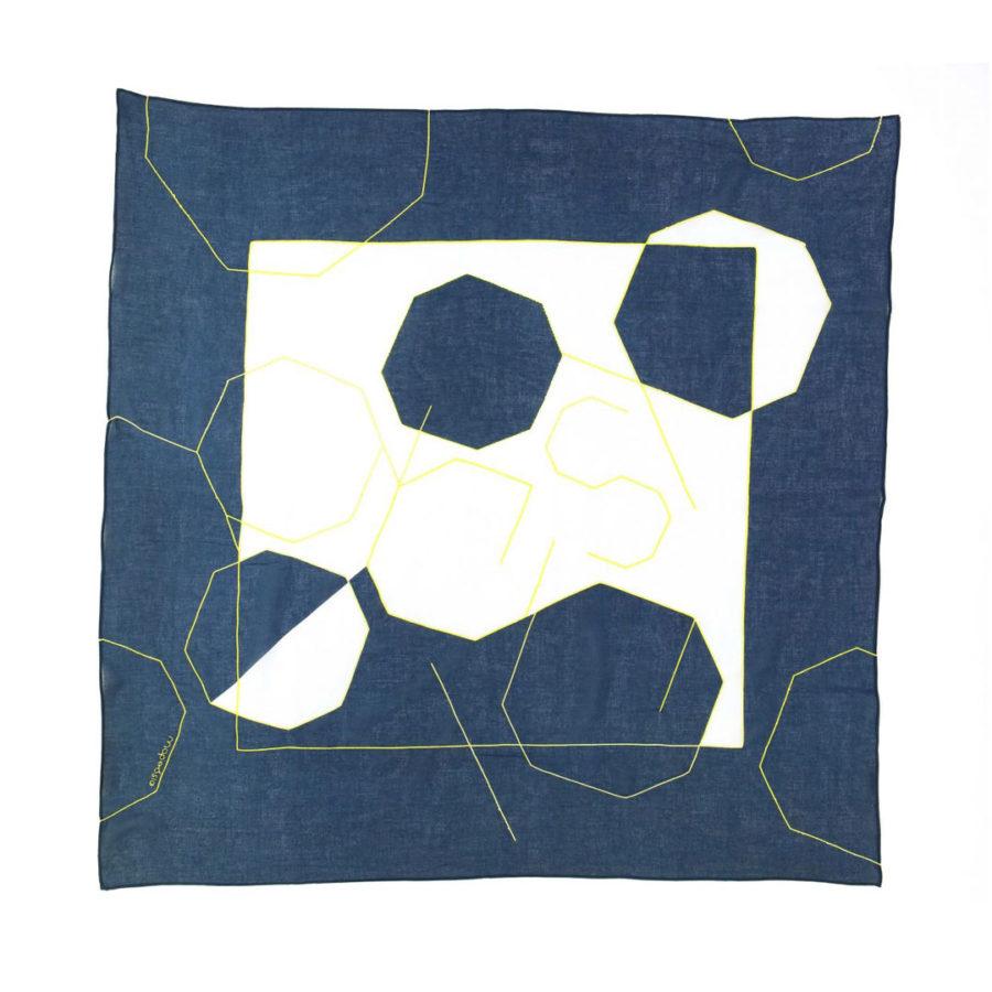 foulard ode mapoesie