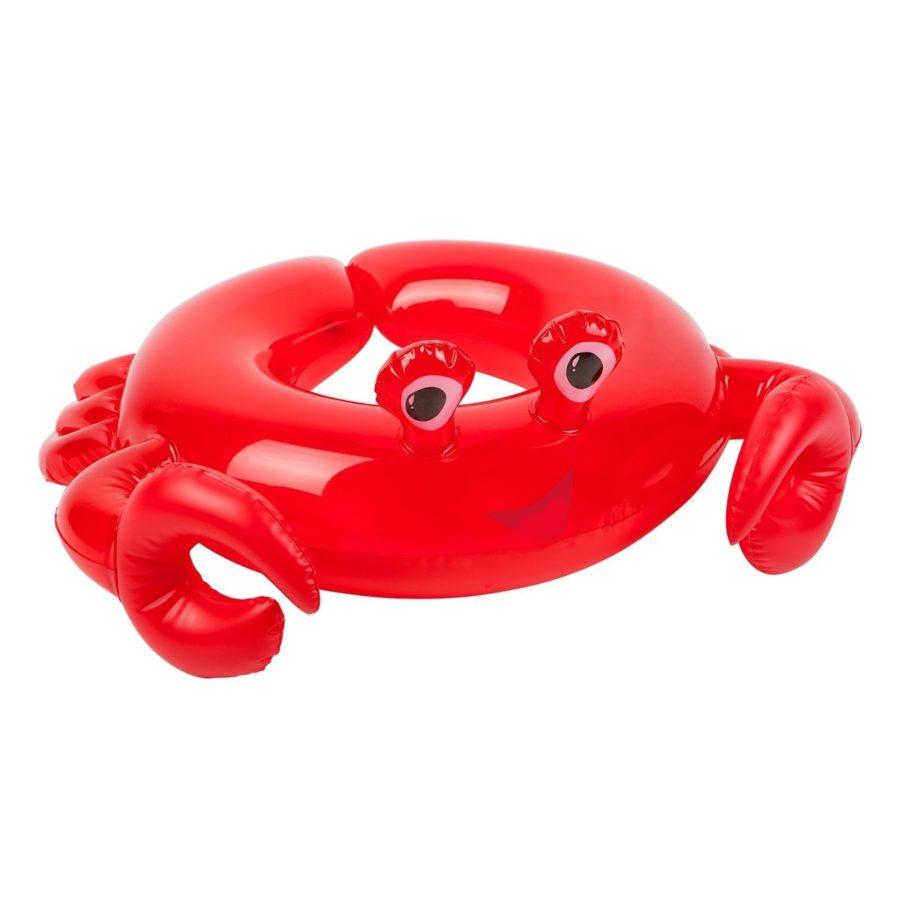 bouée crabe sunnylife enfant