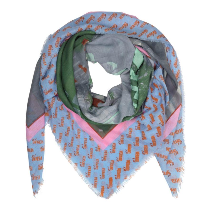 foulard carré milan becksondergaard