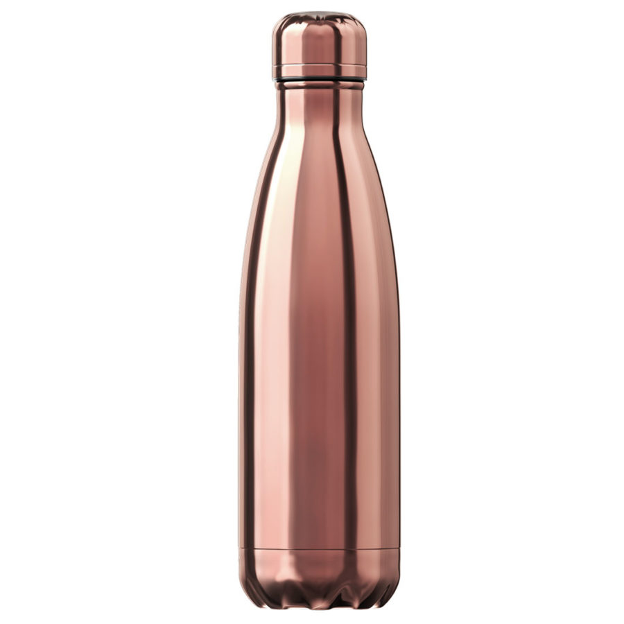 chilly's gourde 500 ml or rose