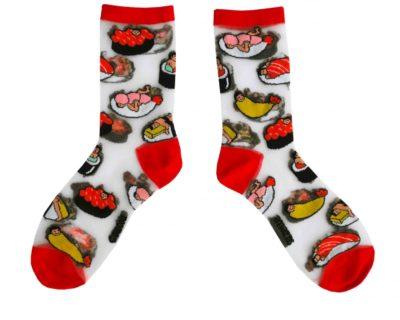 chaussettes homme-sushi coucou suzette