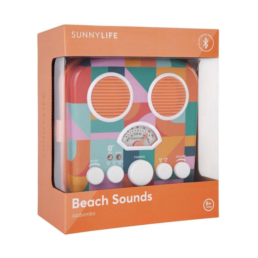 enceinte de plage islabomba sunnylife